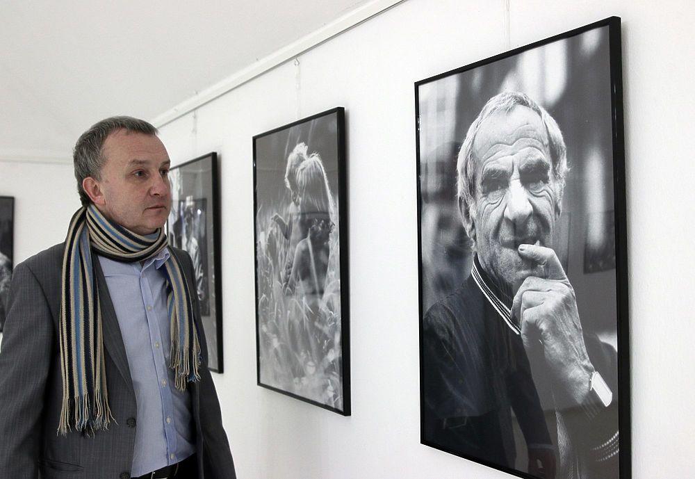 В Можайске открылась выставка работ фотокорреспондента Сергея Жабина