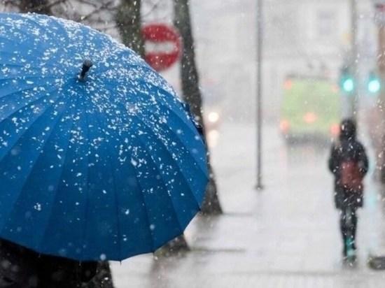 В понедельник в Кострому придет потепление и дождь