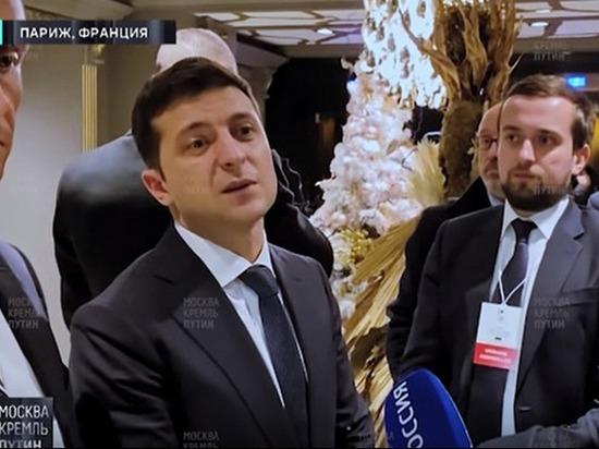 Телеканал «Россия 1» опубликовал «полноценное интервью» Зеленского