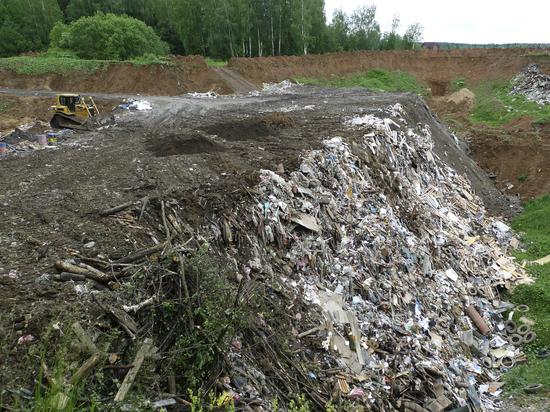 За 10 лет почти 60 млн тонн отходов будет направлено в три российских субъекта