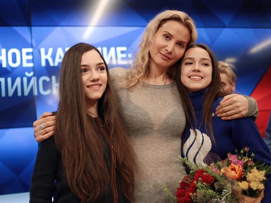 Губерниев высмеял Тутберидзе с Плющенко и их перепалку