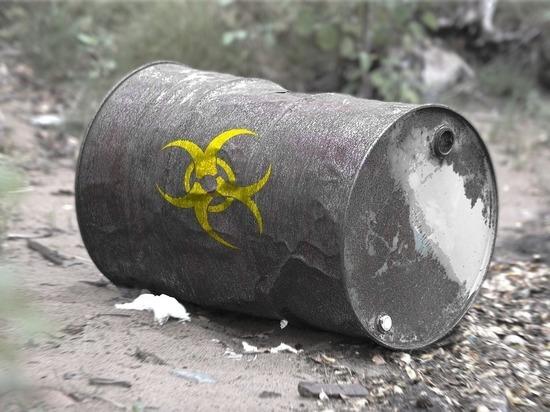 Около 10 млрд рублей может получать Красноярский край за хранение отходов