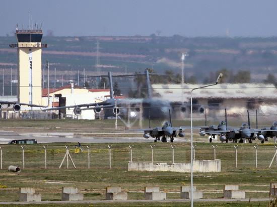 Эксперты оценили ущерб НАТО от потери базы Инджирлик в Турции