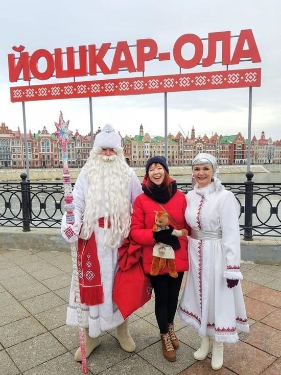 В Йошкар-Оле появился новый новогодний турмаршрут