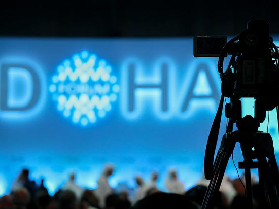 Завершились мероприятия выездной сессии ПМЭФ-2020 в Дохе