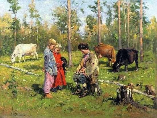 Известная художница заявила об исчезновении полотна Александра Маковского