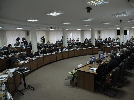 Депутатов Думы Нижнего в новом созыве станет меньше