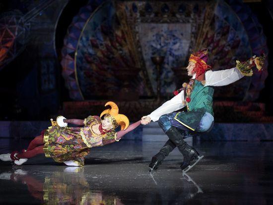 Звезды российского фигурного катания показали ледовый балет на Мальте