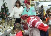 Касимовские коллекционеры устроили фестиваль «Ретро Новый год»