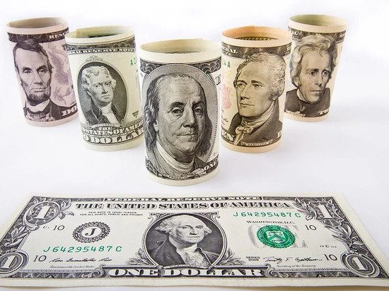 Власти РФ увеличили вложения в гособлигации США на $622 млн