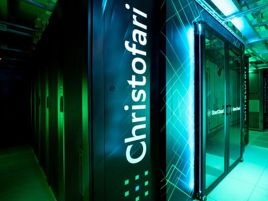 Искусственный интеллект обучит суперкомпьютер