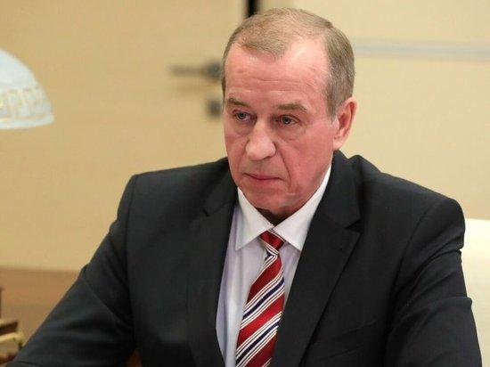 """Экс-губернатор Левченко обещал жителям области """"много удивительного"""""""
