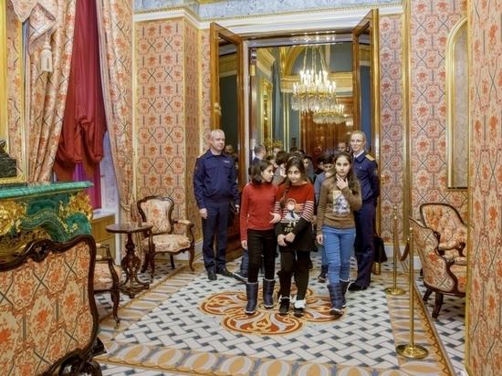 СК пригласил детей погибших сирийских военных на отдых в Москву
