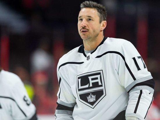 """Клуб НХЛ """"Лос-Анджелес"""" отказался от Ильи Ковальчука"""