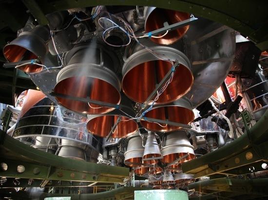Запуск ракеты «Союз» отменен из-за сбоя