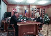 Вице-премьер Татьяна Голикова поддержала предложения Вологодской области по строительству двух школ