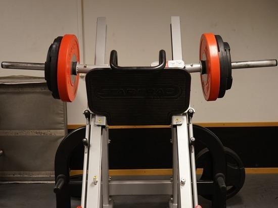 ЧП случилось, когда спортсмен выполнял сложное упражнение