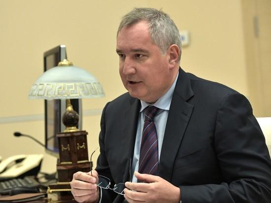 Человек будущего Рогозин пообещал Путину невозможное