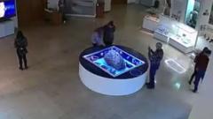 Появилось загадочное видео подъема купола над челябинским метеоритом