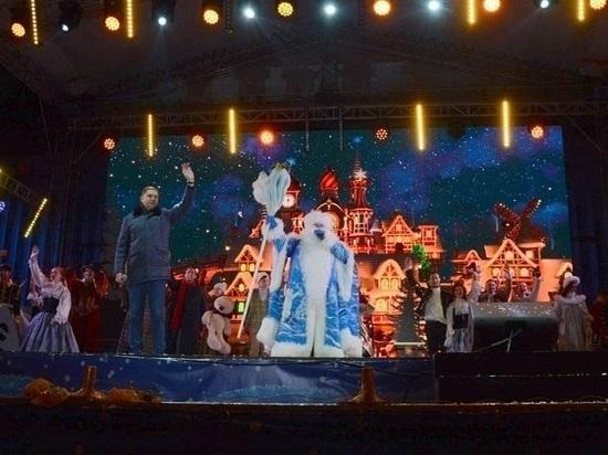 В Южно-Сахалинске стартовали праздничные мероприятия