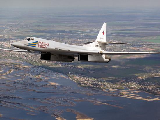 Россия запустила серийное производство стратегических Ту-160М