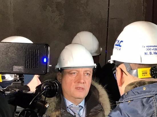Новый Ледовый дворец в Иркутске сдадут в марте 2020 года