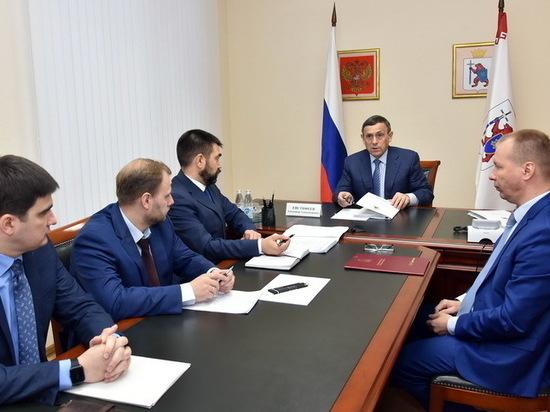 Глава Марий Эл обсудил с полпредом меры энергобезопасности в ПФО