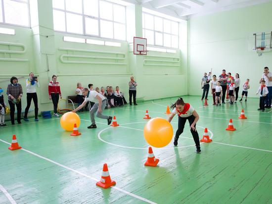 В Челябинске впервые прошли уникальные соревнования «Спорт без границ»