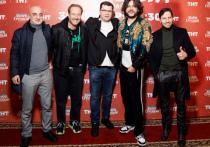 Российские звезды на закрытом показе фильма ТНТ «Эдуард Суровый. Слезы Брайтона»