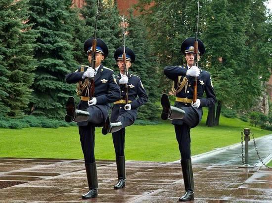 Десяток солдат из Тверской области пополнил Президентский полк