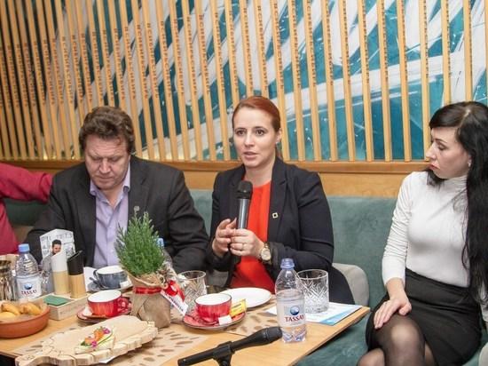 В Новосибирске обсудили проблемы волонтерского движения