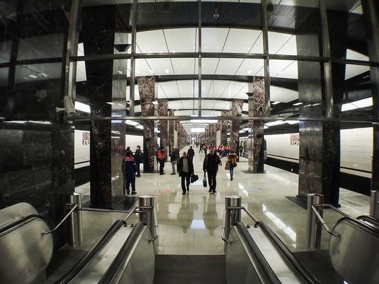 В Москве «заминировали» все станции метрополитена