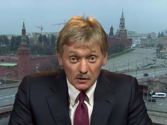 Песков рассказал, зачем США вводят санкции против «Северного потока-2»