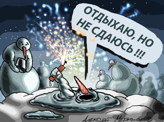 Тоскливый Новый год: что делать, если нет праздничного настроения