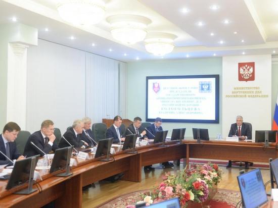 Глава МВД рассказал о введении уголовной ответственности за сбыт тропикамида