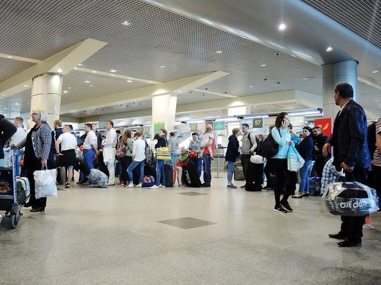 В аэропорту «Домодедово» задержаны 40 граждан Израиля