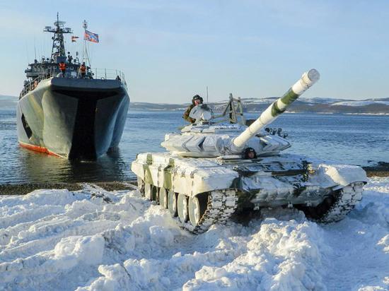 Генштаб объявил «персонами нон грата» иностранные военные корабли на Северном морском пути