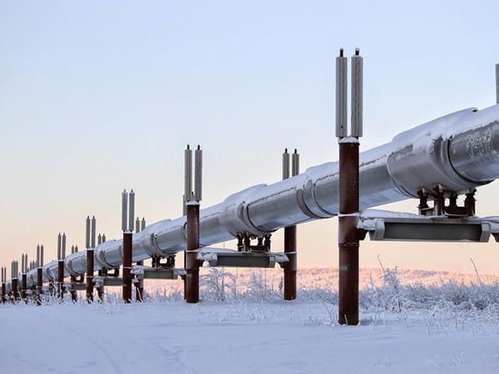 """Европа составила """"карту страха"""" из-за газовых проблем России с Украиной"""