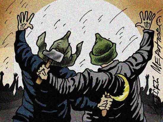 В Тирасполе хотят опереться на плечо Владимира Жириновского.