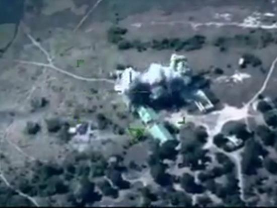 Авиация Нигерии нанесла удары по позициям боевиков ИГИЛ