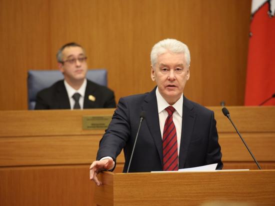Собянин: средняя зарплата московского учителя 115 тыс. рублей
