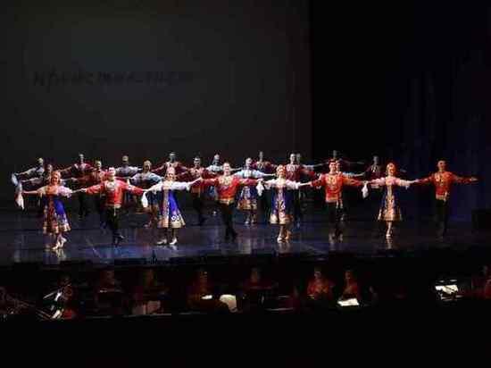 Знаменитый ансамбль танца «Марий Эл» отмечает 80-летие