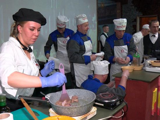 Заключенные Ивановской области посоревновались в умении пользоваться ножами