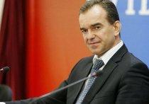 Губернатор Кубани Кондратьев попал в ТОП-50 самых упоминаемых российских персон в 2019 году