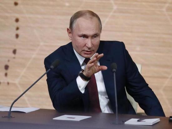 Российский президент отсоветовал использовать силу против жителей ДНР и ЛНР