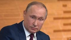 Путин порассуждал об украинских танках на Кубани