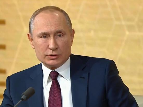 Телеканал отправил наказанную за допинг экс-спортсменку задавать Путину вопрос о допинге