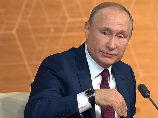 Путин высказался о выходном 31 декабря