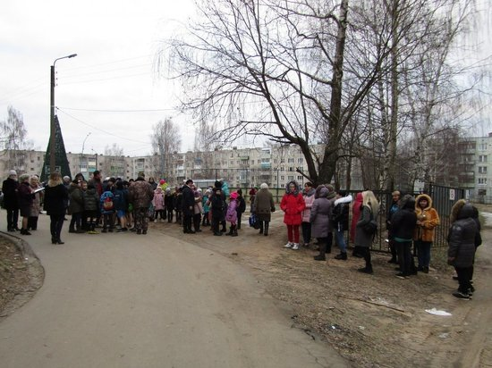 В Ивановской области из Центра детского творчества эвакуировали детей и воспитателей