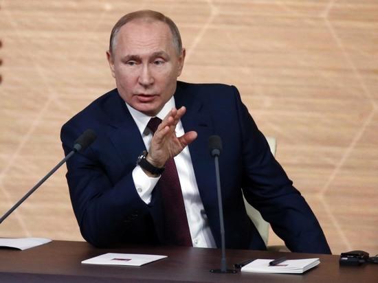 Секретный код Путина: президент послал важные политические сигналы